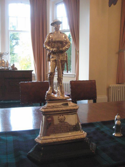 World War One Statuette