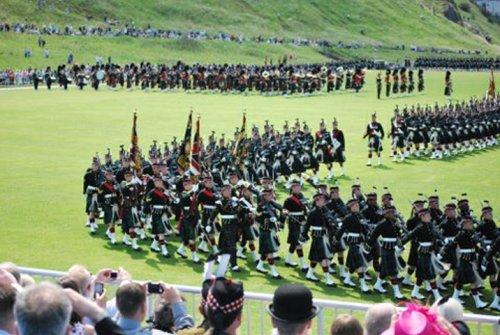 Presentation Of Colours Parade 11