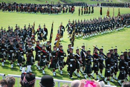 Presentation Of Colours Parade 12