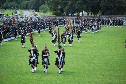 Presentation Of Colours Parade 16