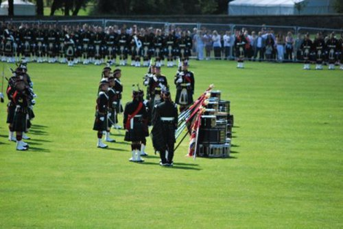 Presentation Of Colours Parade 19