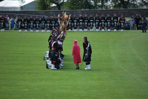 Presentation Of Colours Parade 26