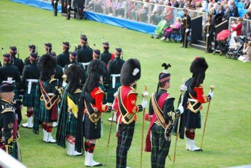 Presentation Of Colours Parade 27