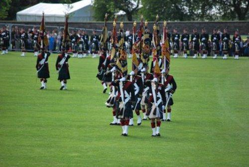 Presentation Of Colours Parade 28