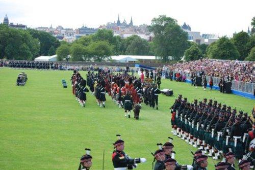 Presentation Of Colours Parade 30
