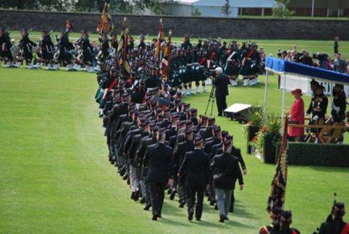 Presentation Of Colours Parade 37