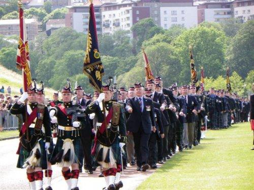 Presentation Of Colours Parade 48