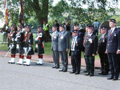 Presentation Of Colours Parade 49