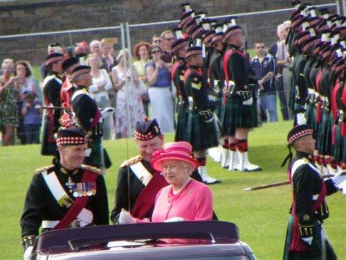 Presentation Of Colours Parade 54