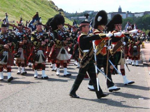 Presentation Of Colours Parade 64